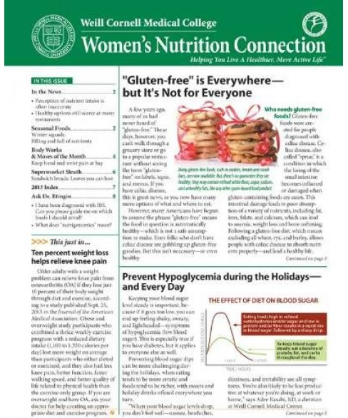 Best Price for Women's Nutrition Connection Magazine Subscription