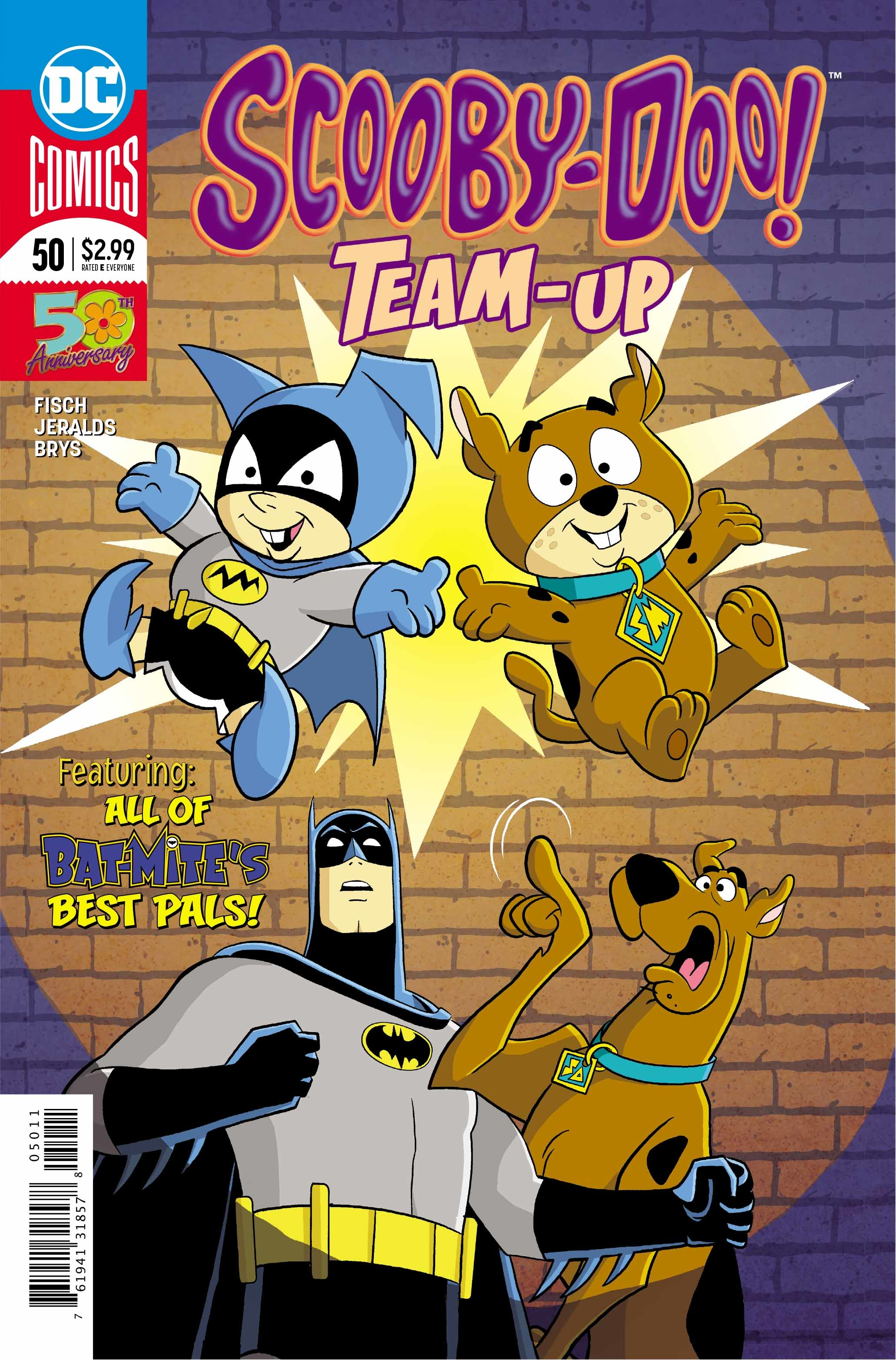 Scooby-Doo Team Up Magazine