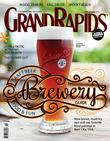 Grand Rapids Magazine Magazine Cover