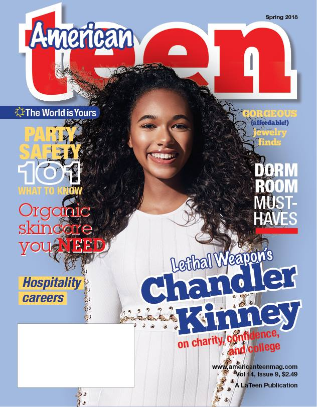 American Teen (1.5 yr) Magazine Cover