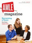 AMLE Magazine Cover
