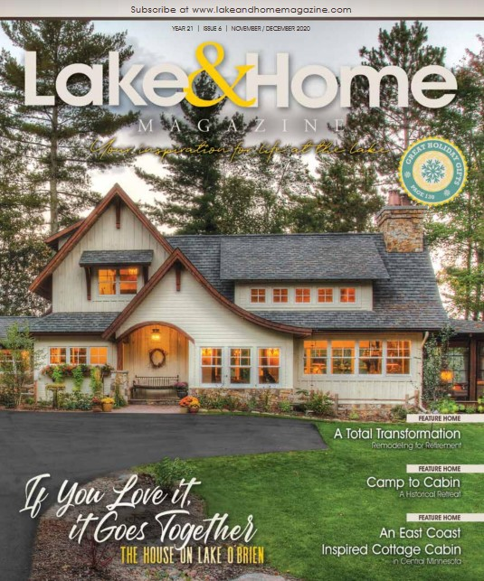 Lake and Home Magazine Magazine