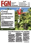 Fruit Growers News Magazine Cover