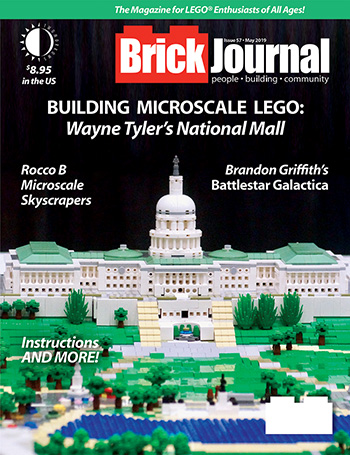 Brick Journal Magazine Cover