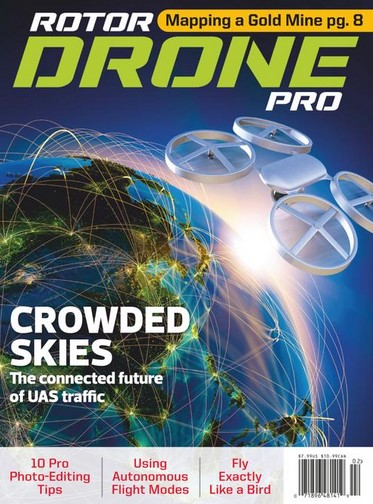 Best Price for Rotor Drone Magazine Subscription