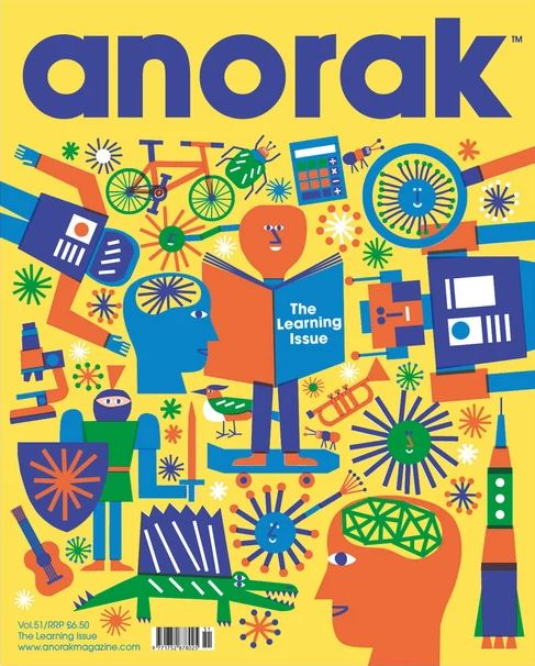 Anorak Magazine (UK) Magazine