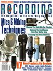 Recording Magazine Magazine Cover