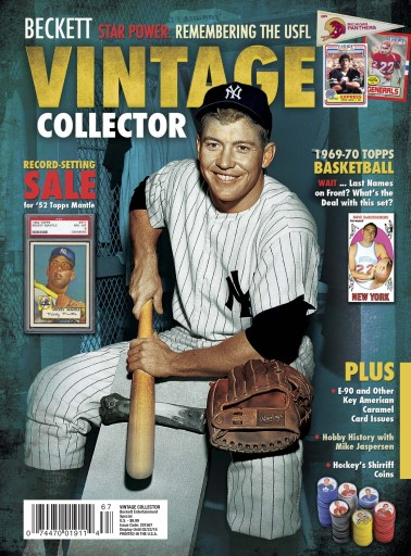 Vintage Collector Magazine