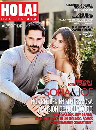 HOLA! USA - Spanish Version Magazine