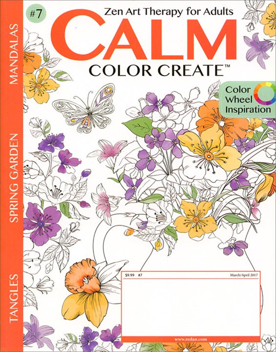 Calm Color Create Magazine