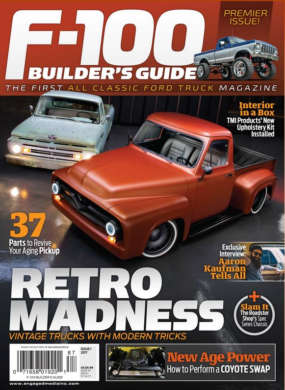 F100 Builder's Guide Magazine