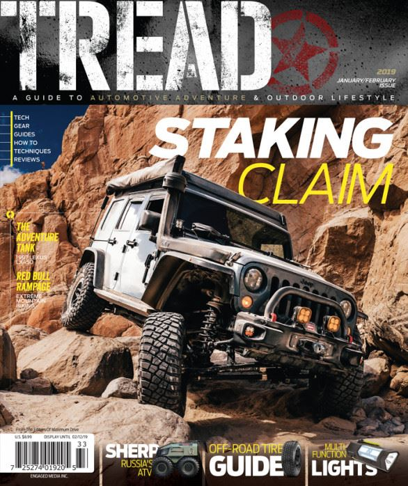 TREAD Magazine