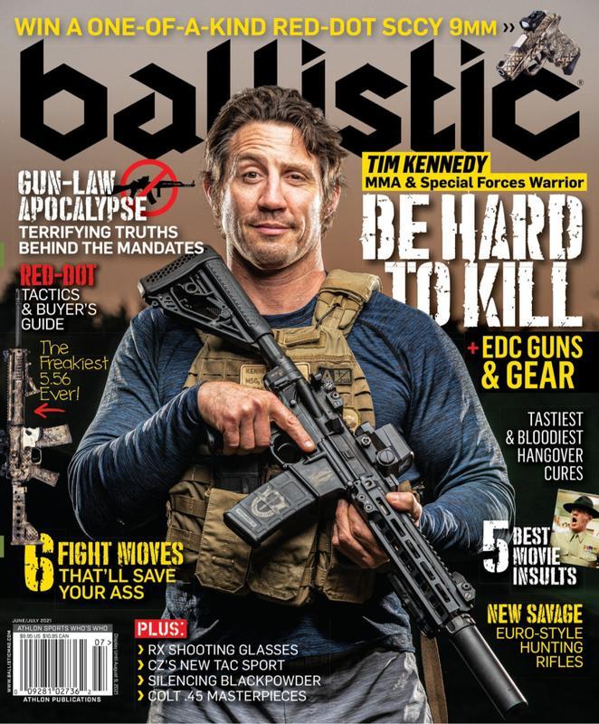 Best Price for Ballistic Magazine Subscription
