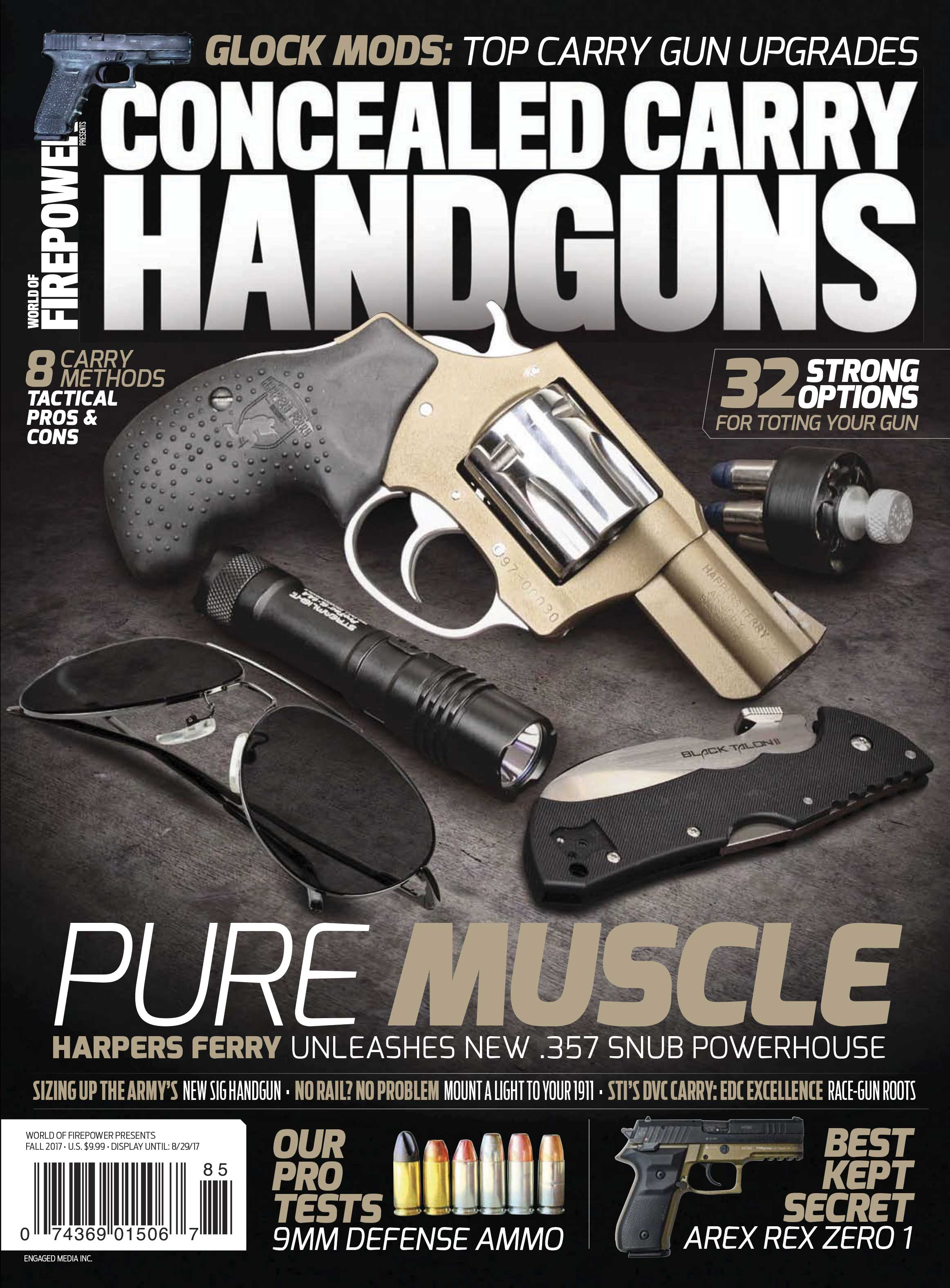 Concealed Carry Handguns Magazine