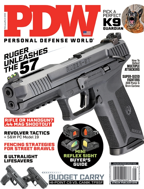 Personal Defense World Magazine