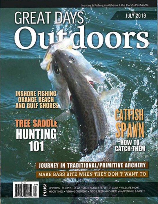Great Days Outdoors Magazine
