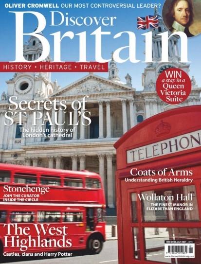 Discover Britain (UK) Magazine