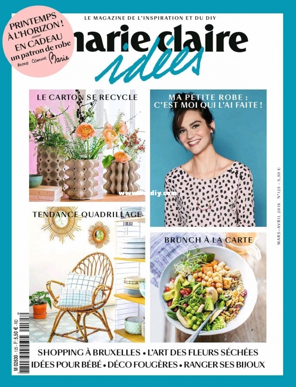 Marie Claire Idees (France) Magazine