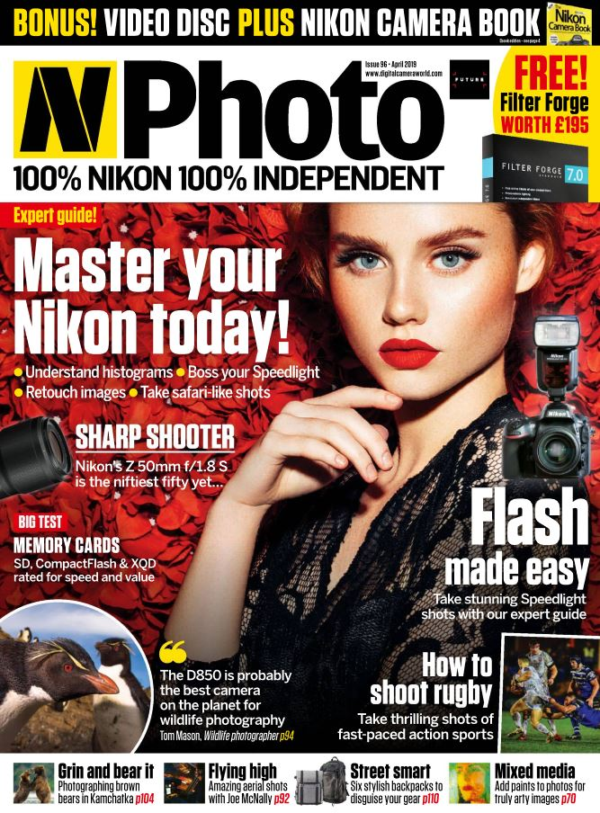 N-Photo (UK) Magazine