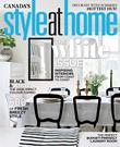 Style At Home (canadian) Magazine Subscription