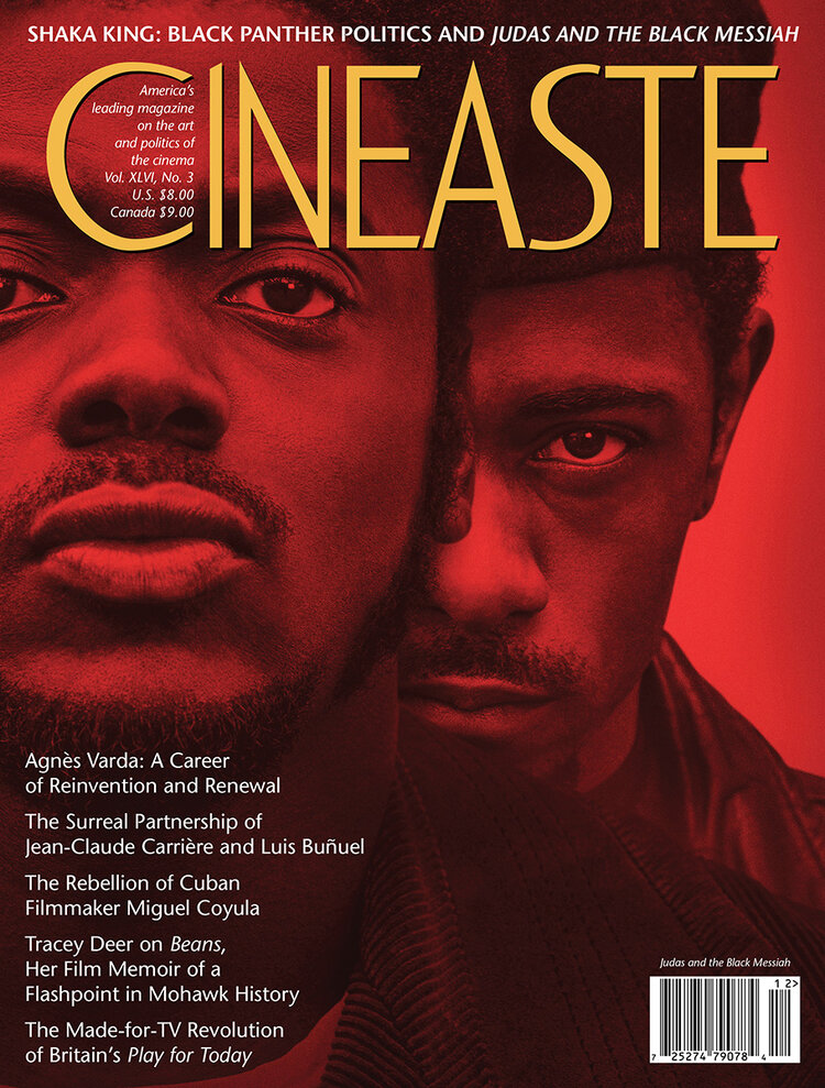 Cineaste Magazine Cover