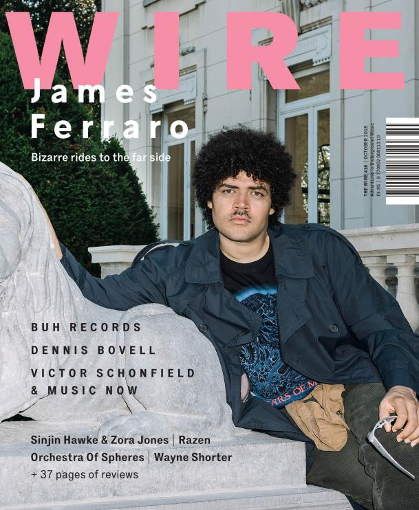 The Wire (UK) Magazine Cover