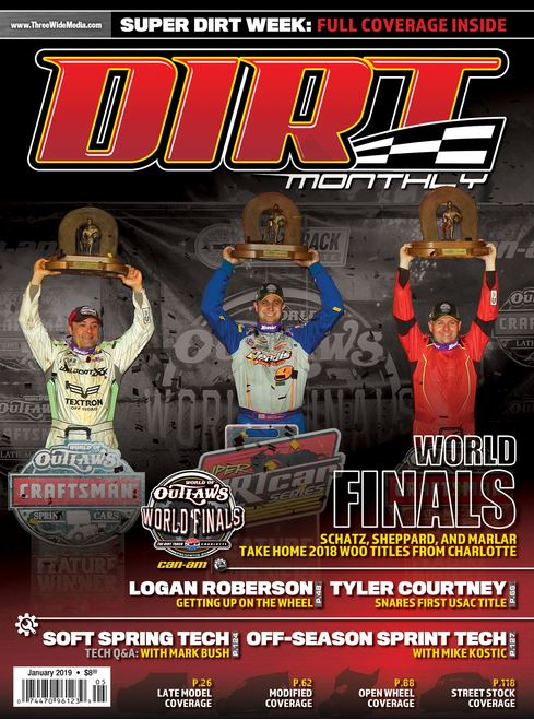 DIRT Monthly Magazine