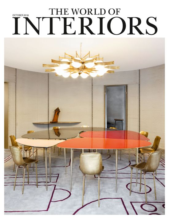 World Of Interiors (UK) Magazine