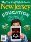 New Jersey Monthly Magazine Subscription Cover