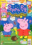 Peppa Pig Magazine Subscription Cover