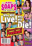 ABC Soaps in Depth (1/2 yr) Magazine Cover