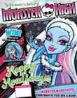 Monster High Magazine Subscription Cover
