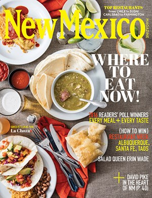 New Mexico Magazine Magazine
