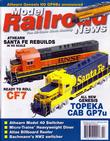 Model Railroad News Magazine Cover