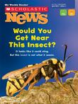 Scholastic News 6 Magazine Subscription Cover