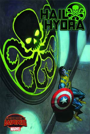 Hall Hydra Magazine Cover