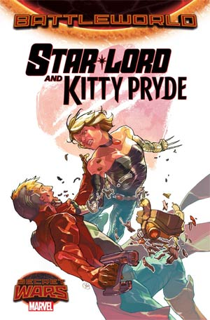 Star-Lord and Kitty Pryde Magazine
