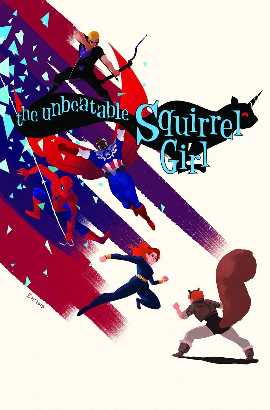 Unbeatable Squirrel Girl Magazine