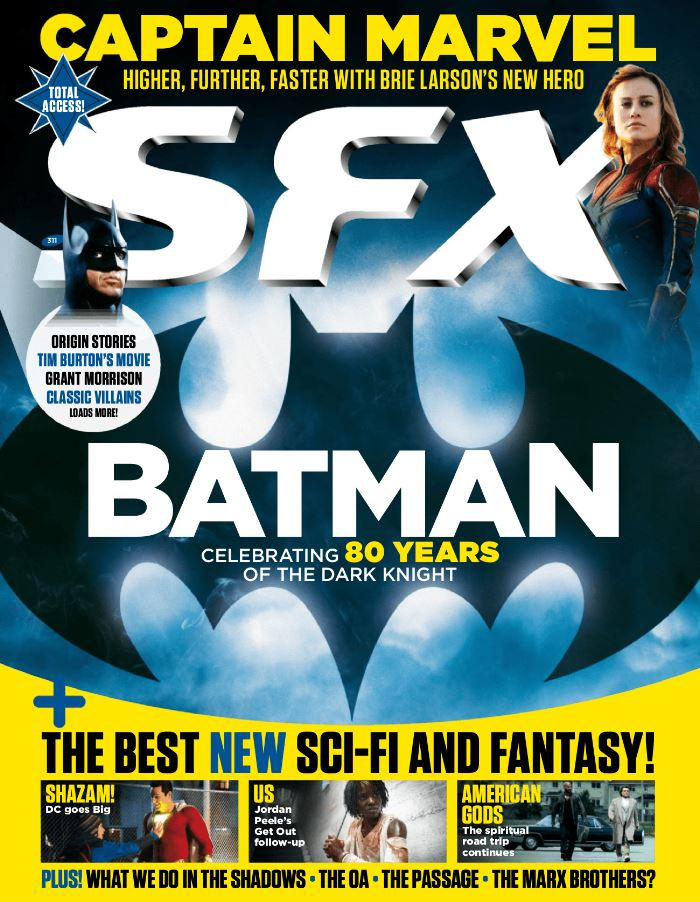 SFX (UK) Magazine