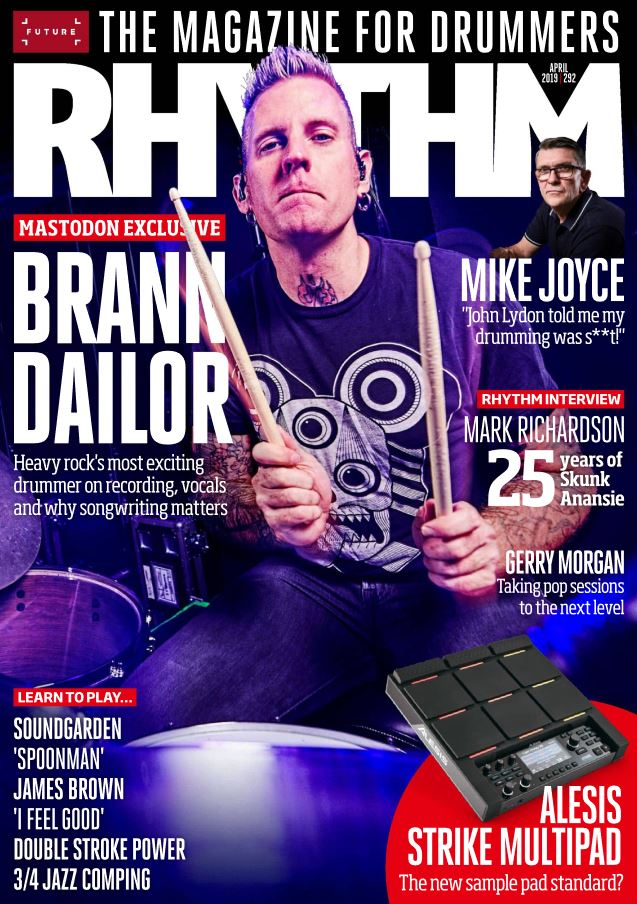 Rhythm (UK) Magazine
