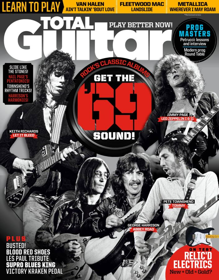 Total Guitar (UK) Magazine