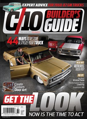 C10 Builders Guide Magazine Cover