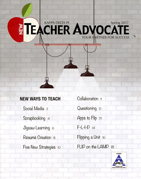 New Teacher Advocate Magazine