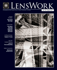 Lenswork Magazine Subscription Cover