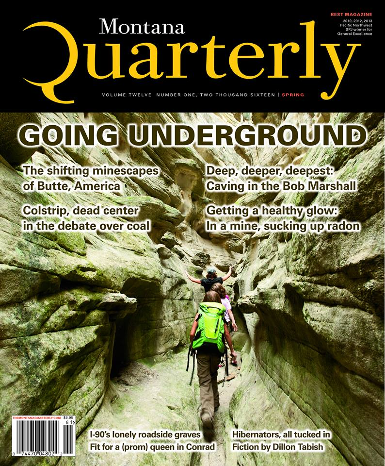 Montana Quarterly Magazine