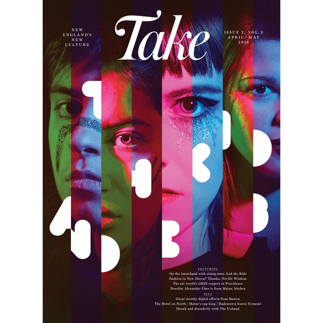 Take Magazine Magazine Subscription Cover