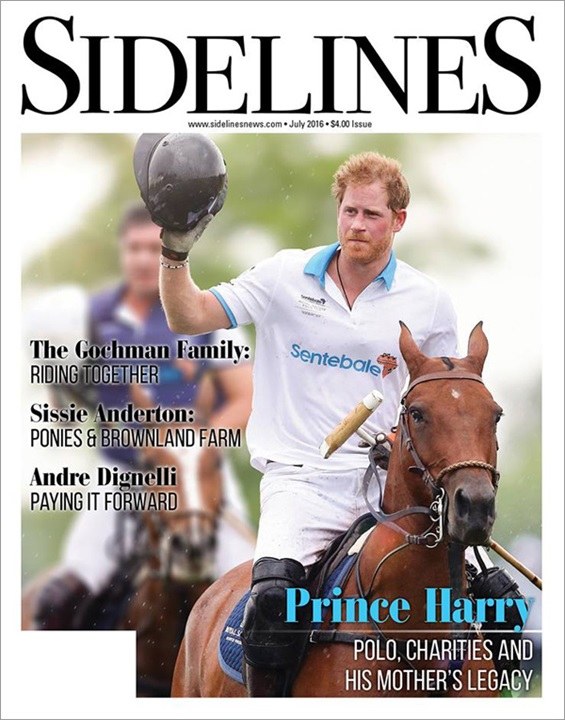 Sidelines Magazine Magazine Subscription Cover