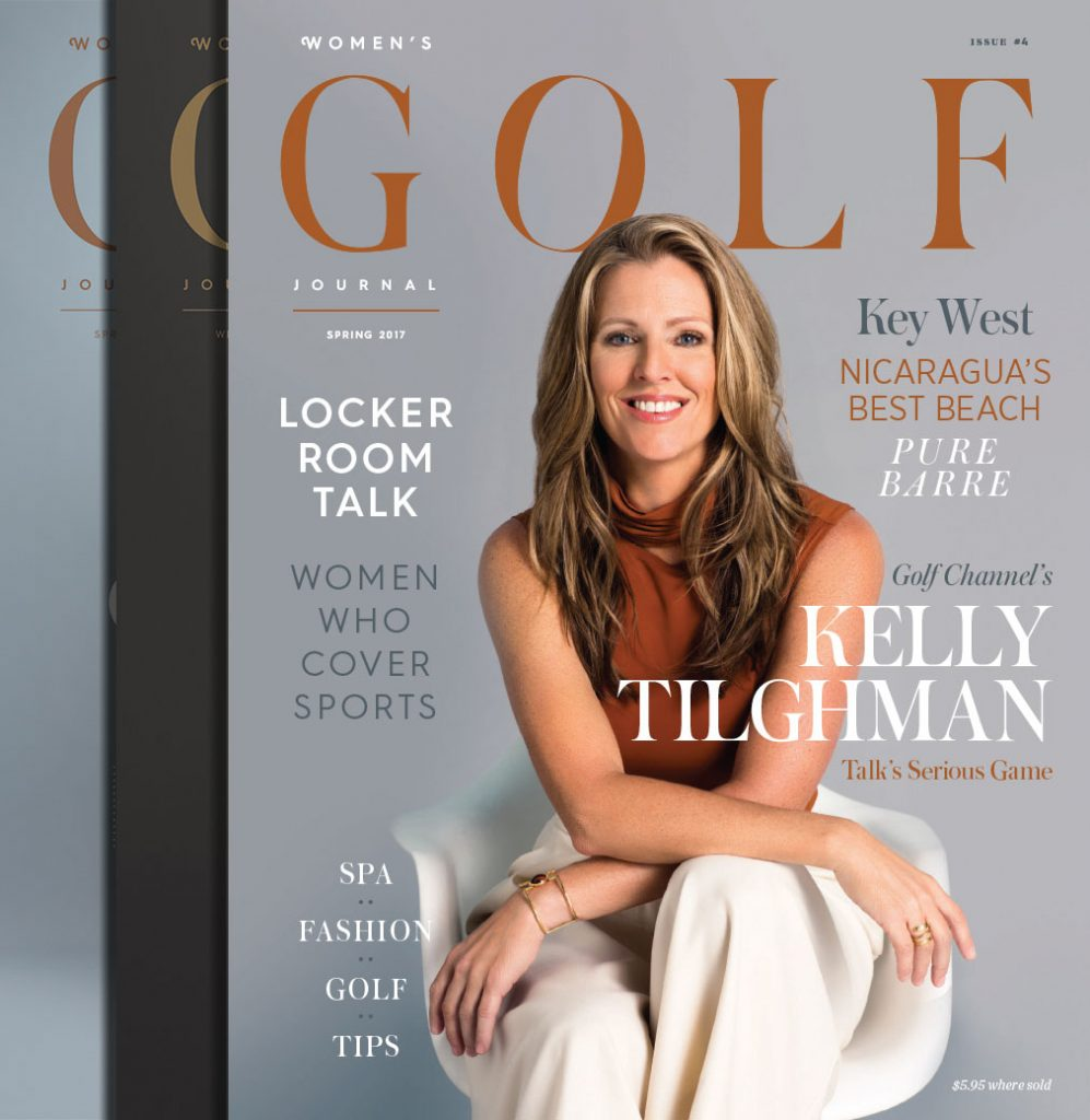 Women's Golf Journal Magazine Subscription Cover