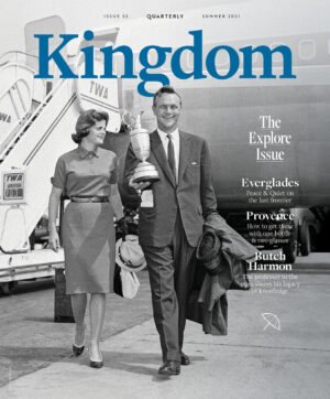 Kingdom Magazine Subscription Cover
