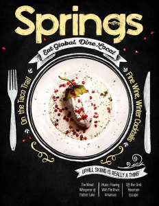 Springs Magazine Cover